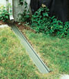 gutter drain extension installed in Busby, Montana